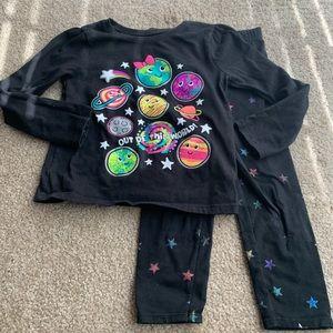 Space matching set